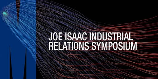 Joe Isaac Industrial Relations Symposium