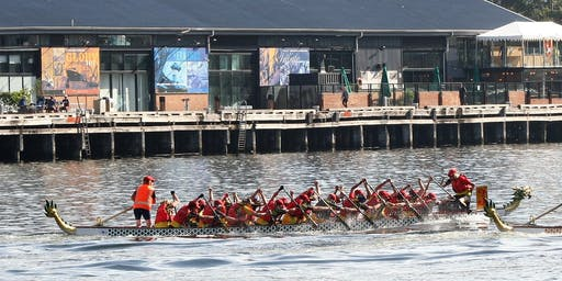 COME & TRY dragon boating with Dragon Masters