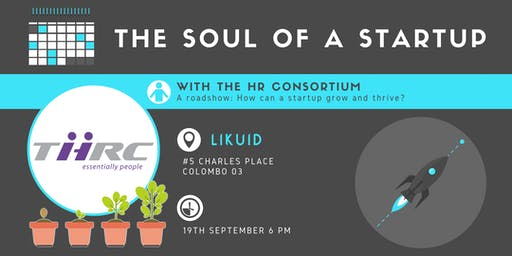 The Soul of a Startup | Roadshow