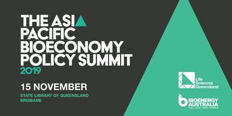 The Asia-Pacific Bioeconomy Policy Summit tickets