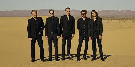 The MAINE (US) + STAND ATLANTIC (AU) tickets