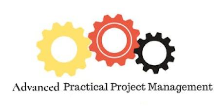 Advanced Practical Project Management 3 Days Training in Copenhagen tickets