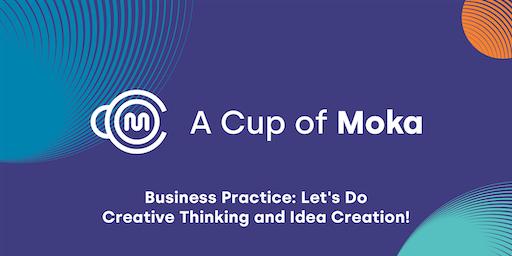 ACOM Bali: Let's do Creative thinking and Idea Creation!