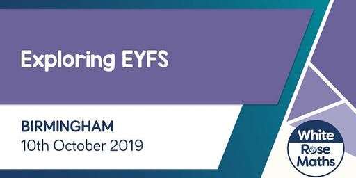 Exploring EYFS  (Birmingham)