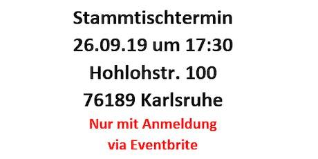 Immobilienstammtisch Karlsruhe September 2019 Tickets