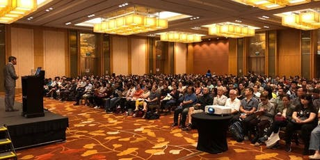 VIP Entry To Wealth Hacking Live 2019 Singapore tickets