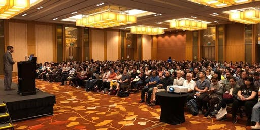 VIP Entry To Wealth Hacking Live 2019 Singapore