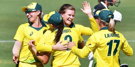 CommBank Women's T20 INTL - Game 1 - Ladies Who Legspin tickets