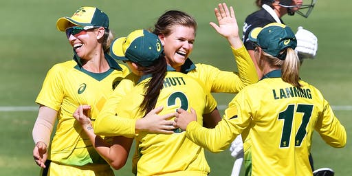 CommBank Women's T20 INTL - Game 1 - Ladies Who Legspin