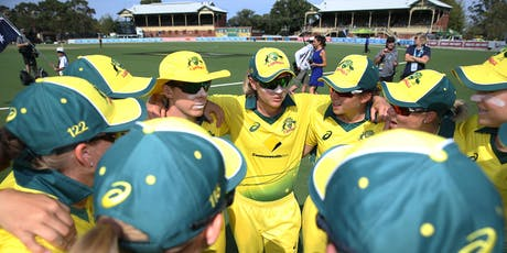 CommBank Women's T20 INTL - Game 2 - Ladies Who Legspin tickets