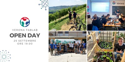 Open Day Verona Fablab | 2019