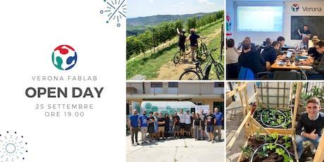 Open Day Verona Fablab | 2019 biglietti