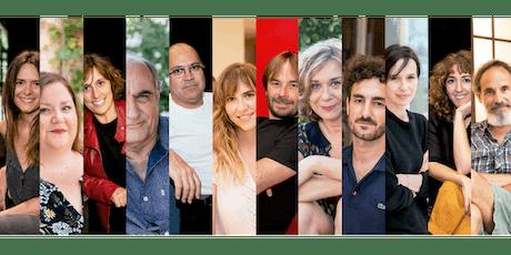 Presentació Calendari Solidari 2020 d'Esclat entradas