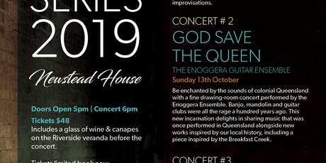 THE CELLAR SERIES Concert #2 God Save The Queen tickets