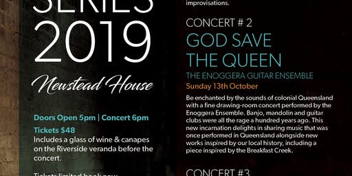 THE CELLAR SERIES Concert #2 God Save The Queen