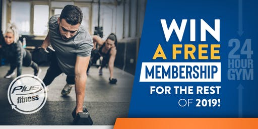Win a Free Gym Membership for 2019!!