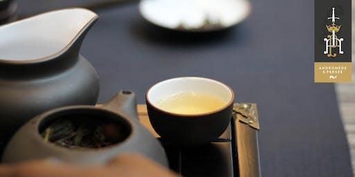 Dégustation de thés privée