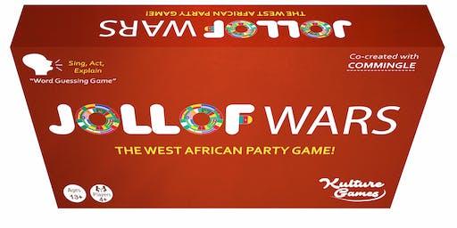 Jollof Wars: Game Night