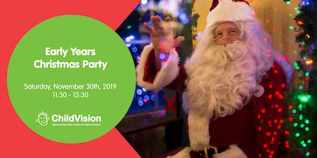 Early Years Preschool Christmas Party tickets