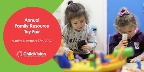 Family Resource Annual Toy Fair tickets