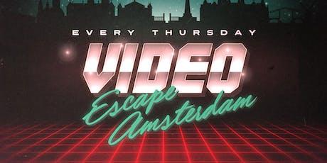 Video tickets