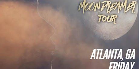 R&B Concert (the MOONDREAMER tour) tickets