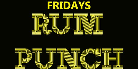 Fridays Rum Punch Special  tickets