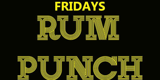 Fridays Rum Punch Special