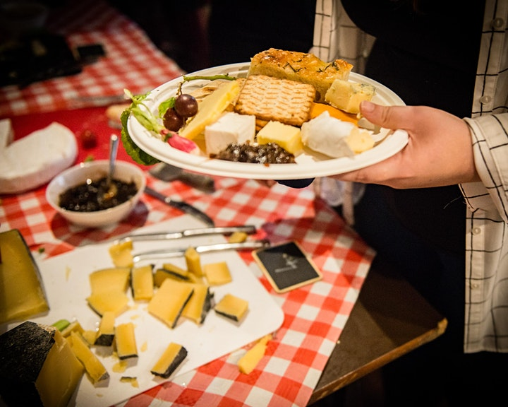 The Lescar - Great British Cheese night -  with Homage2Fromage image