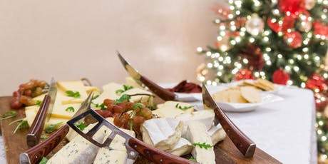 Homage2Fromage  Christmas Cheese Board, York tickets