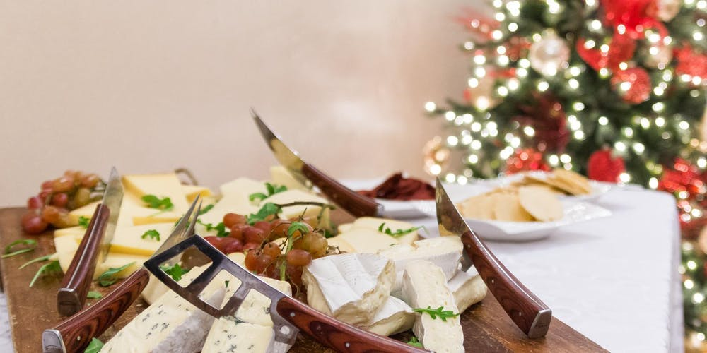 Christmas Cheese Board.Homage2fromage Christmas Cheese Board Leeds Tickets Thu 12