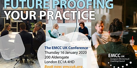 Future proofing your practice: The EMCC UK Conference tickets