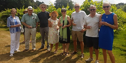 English Wine Tour & Tasting