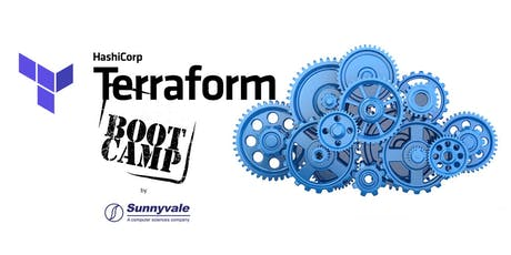 Cloud infrastructure automation with Terraform - Boot Camp tickets