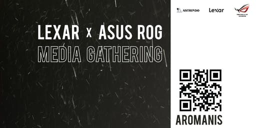 ASUS ROG PC Desktop Media Gathering by Astrindo