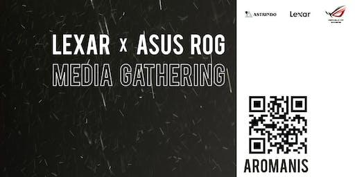 ASUS ROG PC Desktop Media Gathering by Astrindo