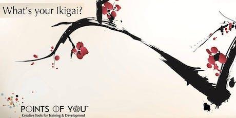 Ikigai Workshop & Life Coaching - Ο σκοπός στη ζωή μου Tickets