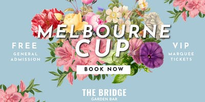 Melbourne Cup VIP Marquee