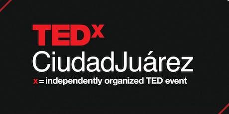 TEDxCiudadJuarez 2019 entradas