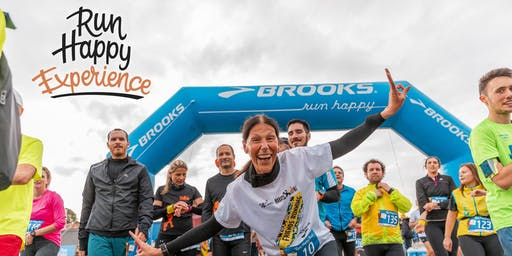 Brooks Run Happy Experience en  Deportes Apalategui