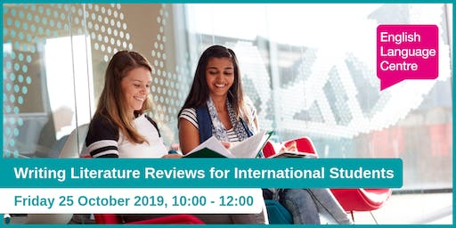 Writing Literature Reviews for International Students