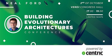 Building Evolutionary Architecture | Neal Ford tickets