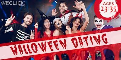 Halloween Dress Up Speed Dating | Brisbane