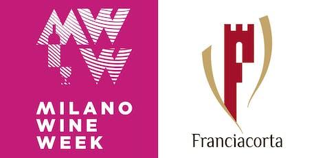 Franciacorta Takes Milano • 6-13 Ottobre 2019 • Milano Wine Week biglietti