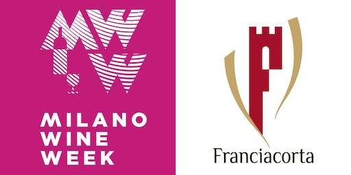 Franciacorta Takes Milano • 6-13 Ottobre 2019 • Milano Wine Week