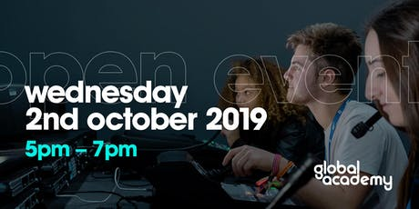 Global Academy Open Event | Wednesday October 2nd | 5pm - 7pm tickets