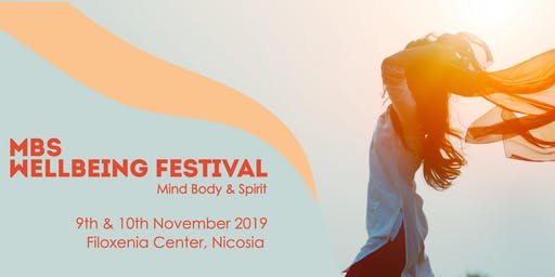 Sat-The Mind, Body & Spirit Wellbeing  Festival 2019