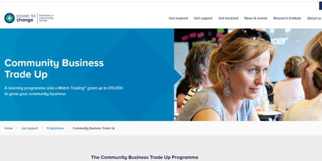 Community Business Trade Up tickets