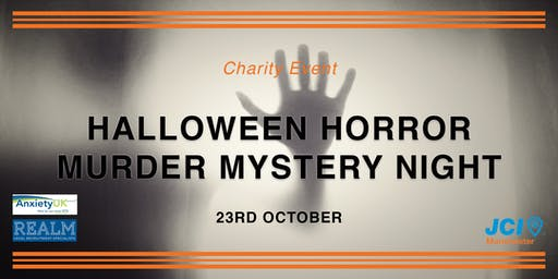 Halloween Horror Murder Mystery Night