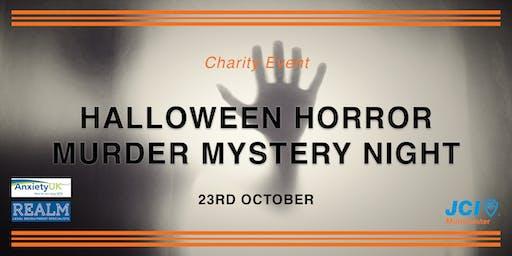Halloween Horror Murder Mystery Night
